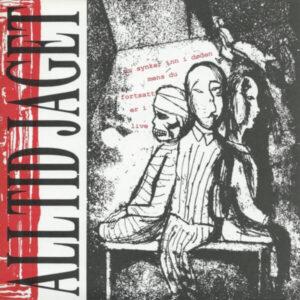 Alltid Jaget CD cover