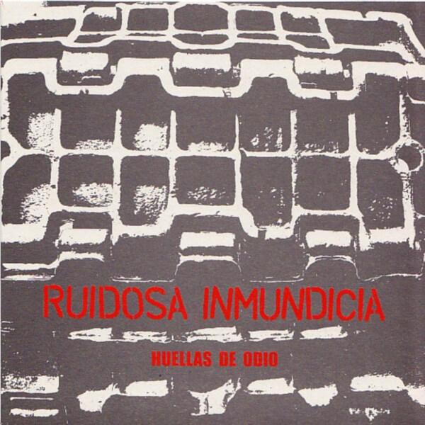 Ruidosa cover red