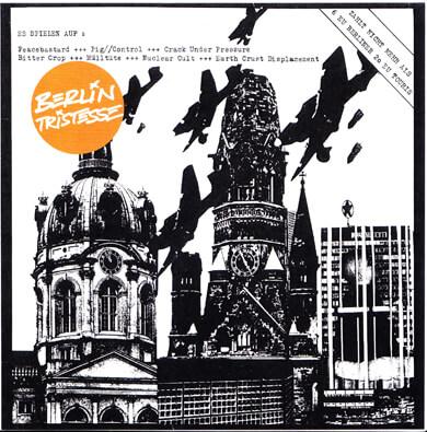 Berlin Tristesse special cover