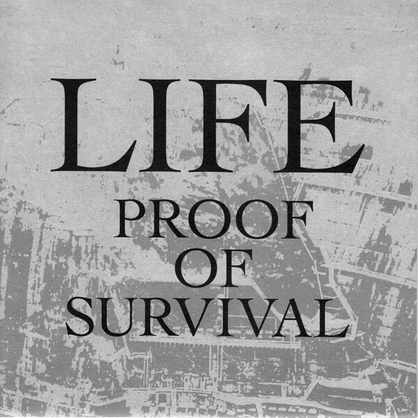 Life EP cover