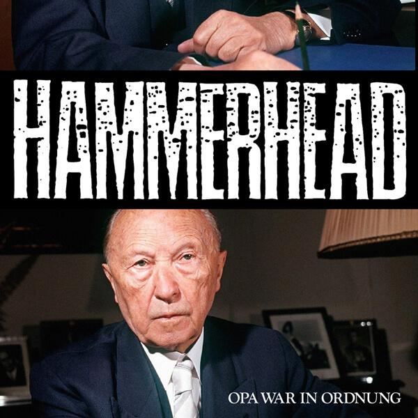Hammerhead EP cover
