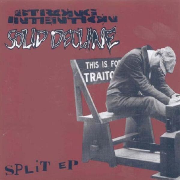 Split EP cover